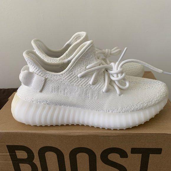 adidas Shoes | Triplecream White Yeezy